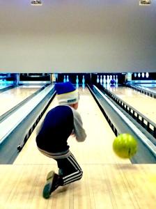 Bowlinghallsvurpan